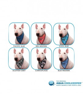 Aqua coolkeeper koel bandana